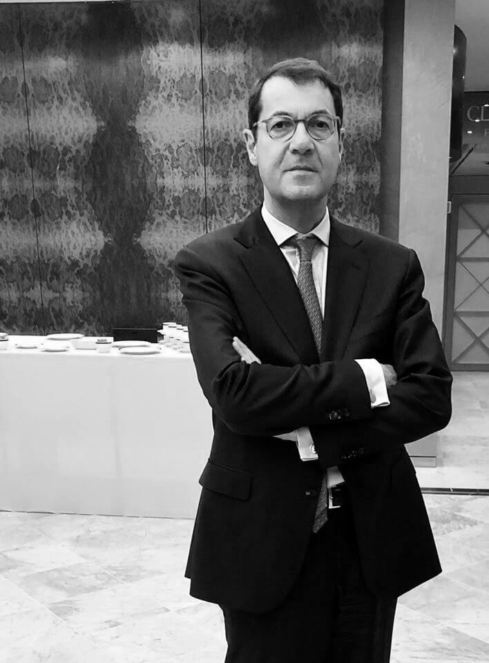 Bruno Colmant – Chief Economist at Bank Degroof
