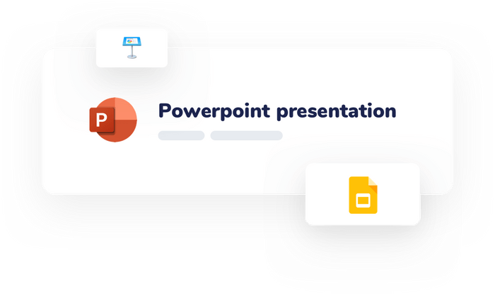 Insert Wooclap questions into your presentations